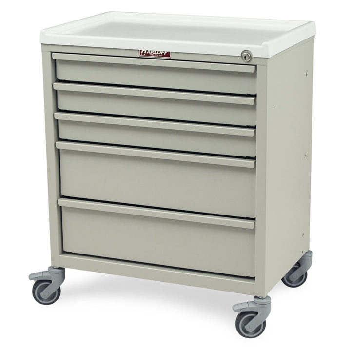 ETC-5 Sand Treatment Cart - Quarter Left