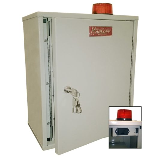 27AVD20 - Narcotics Cabinet with Audio/Visual Alarm