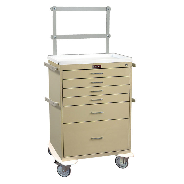 6451 - Anesthesia Cart