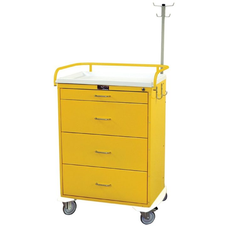 6521 - Infection Control Cart