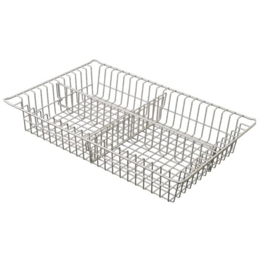 81070-3 - TECHNIBILT Wire Basket with dividers