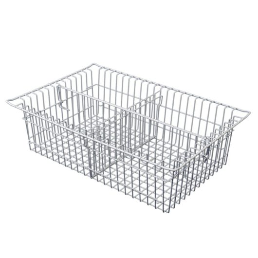 81071-3 - TECHNIBILT Wire Basket with dividers