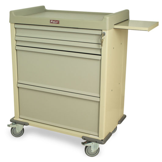 SL100DSPN Harloff Dispill Medication Cart